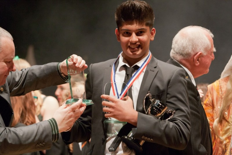 Coventry Schools Young Entertainer - winnerkh8