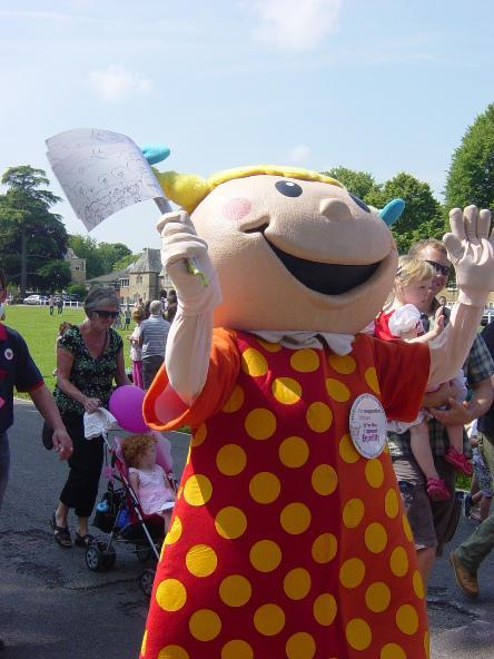 Fund Raising - Witney Town Carnival