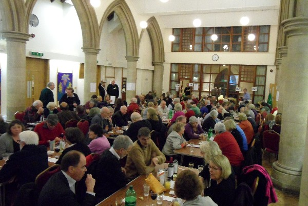 Kew Quiz 2012 - xThe Hall
