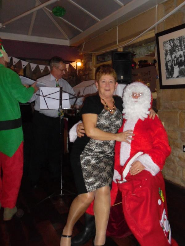 Club Christmas Night -