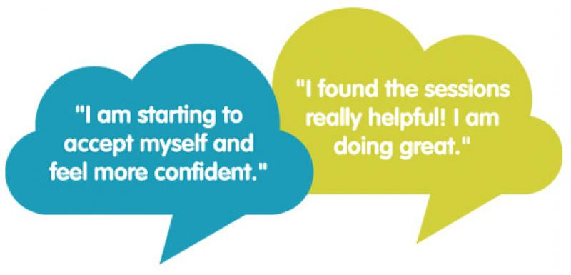 We support Basildon Young Carers - young carer quote6