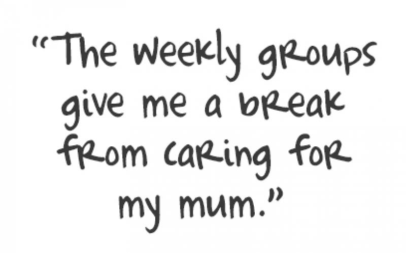 We support Basildon Young Carers - young carer quote7
