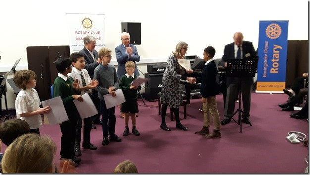 Rotary Young Musician Competition  - young music1