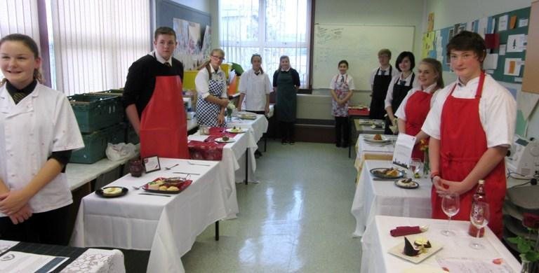 YOUNG CHEF AREA FINALS 2016 -