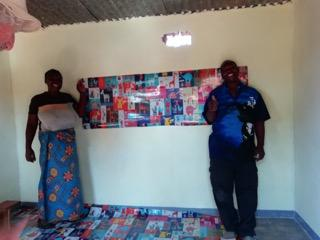 2019-Our work in Zambia - Two teachers