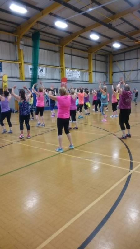 2nd Annual Charity ZUMBATHON -