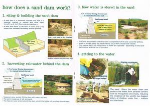 Sand Dams flyer