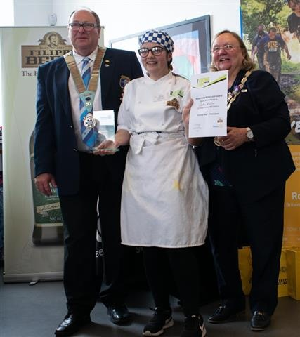 winner of Young Chef 2019