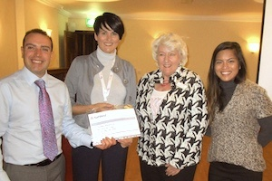 Rotary clubs working together for Dementia Charity