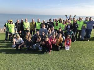 Minster-on-Sea's Beach Clean