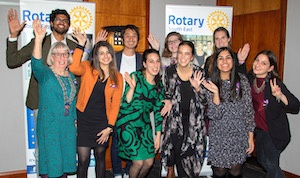 Global Scholars in Rotary South East