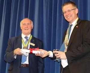 Tenterden Rotary celebrates 70 years