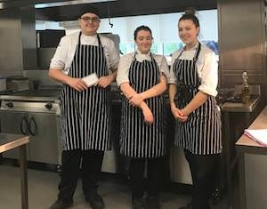 Langley Park Young Chef Competition