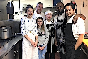 Rotary Young Chef Competition winner Ella