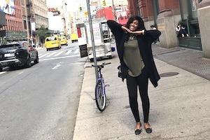 Zipporah Arthur in New York