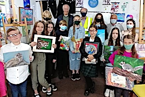 Young Artists winners 2021