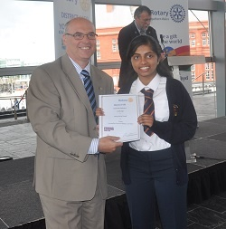 Young Photographer and Young Writer Results.  Sneha Saji - Winner Intermediate and runner up national