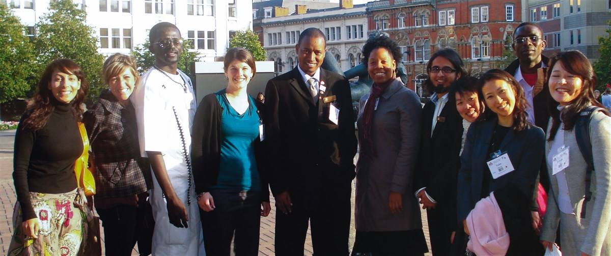 Rotary World Peace Fellows