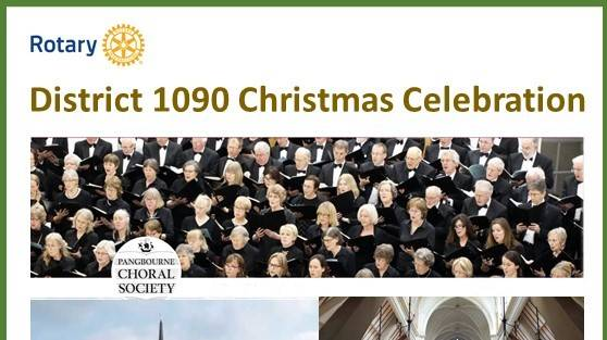 Celebrate Christmas with Rotary