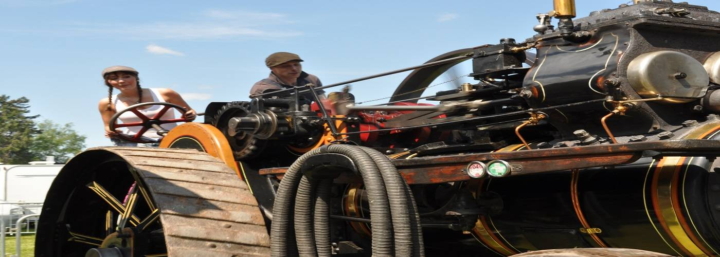 Abergavenny Rotary Steam Rally