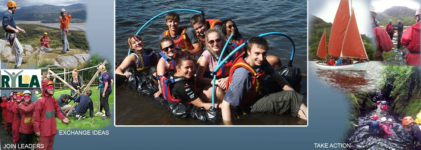 Aged 18 -25? Have the time of your life in Snowdonia next July.