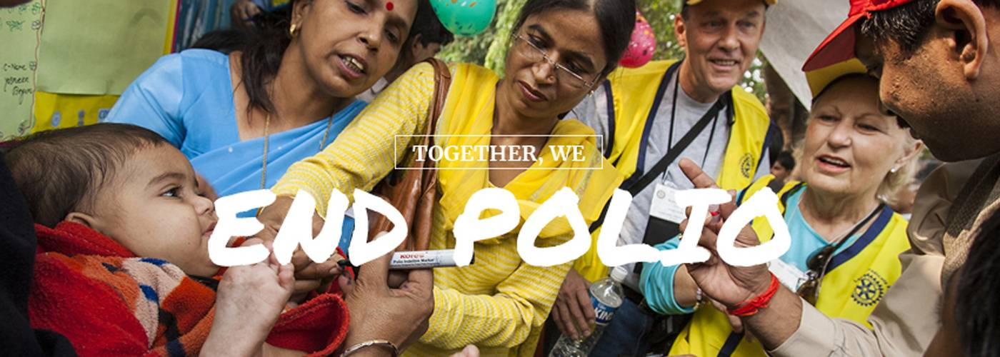 On The Brink of Polio Eradication