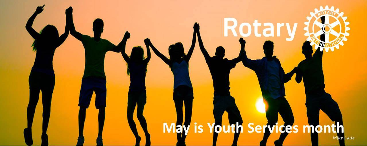 Celebrate Rotary's Youth Activities