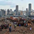 Rotary in Action - District's response to the Beirut Disaster