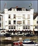 Royal Castle Hotel, 11 The Quay, Dartmouth, Devon