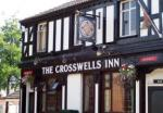 The Crosswells Inn, Whyley Walk, High Street, Langley, Oldbury
